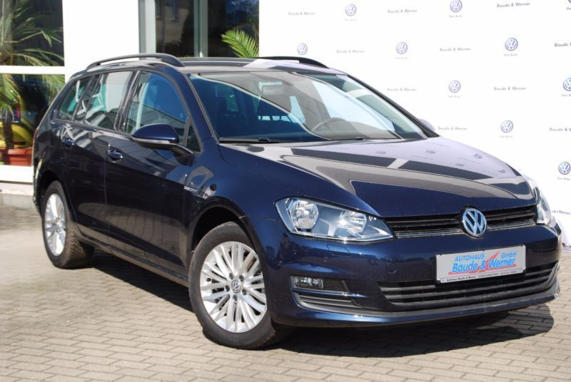 gebraucht variant 2 0 tdi cup bmt 0 99 vw golf vii 2014 km in taura. Black Bedroom Furniture Sets. Home Design Ideas