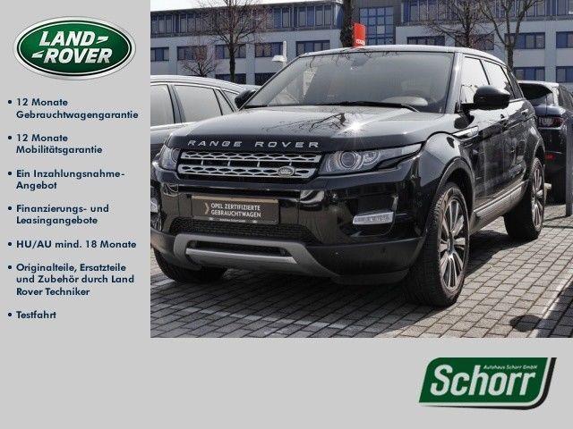 verkauft land rover range rover evoque., gebraucht 2015, 39.515 km