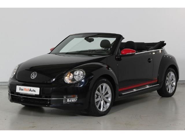 verkauft vw beetle cabrio 1 2 tsi bmt gebraucht 2016 km in verden aller. Black Bedroom Furniture Sets. Home Design Ideas