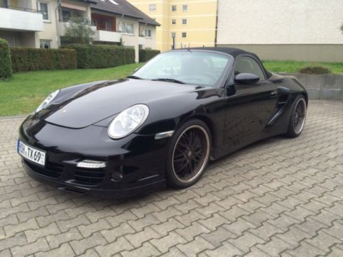 verkauft porsche boxster gebraucht 2000 km in stein. Black Bedroom Furniture Sets. Home Design Ideas