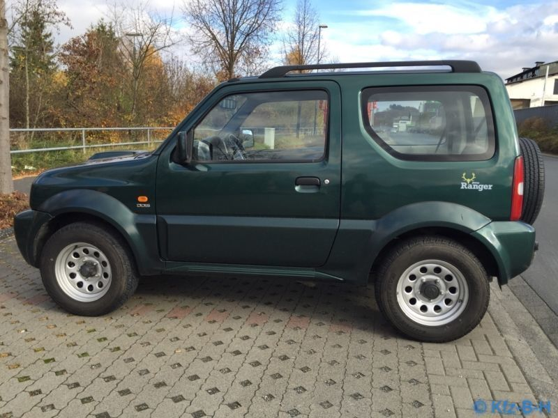 verkauft suzuki jimny 1 5ddis 4x4 all gebraucht 2009 km in haiger. Black Bedroom Furniture Sets. Home Design Ideas