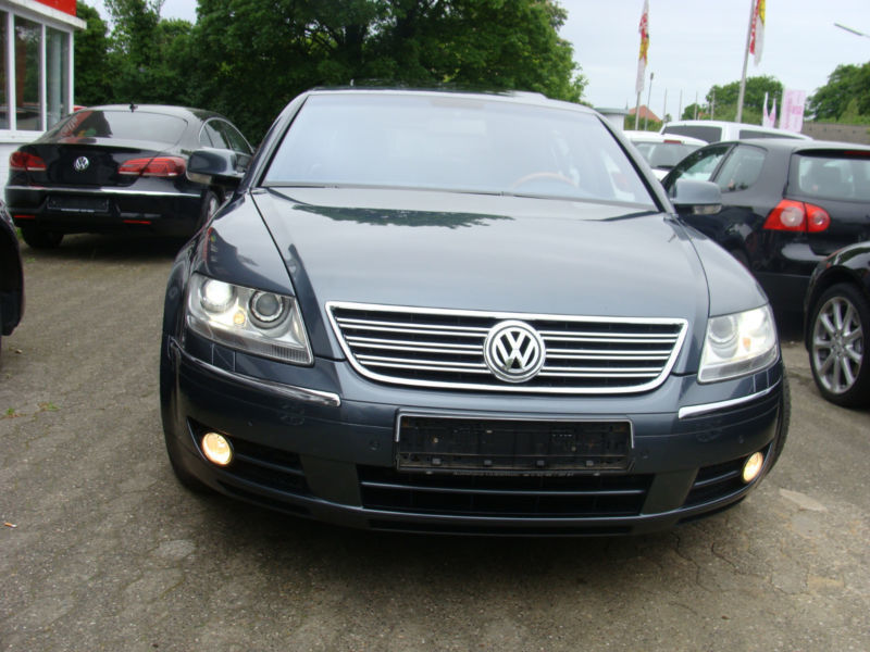 verkauft vw phaeton v6 gebraucht 2003 km in bremerhaven. Black Bedroom Furniture Sets. Home Design Ideas