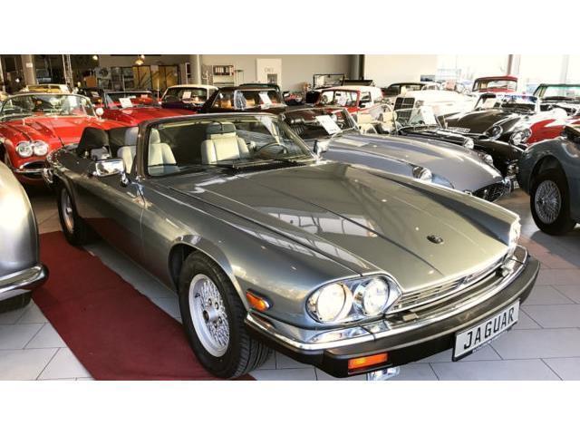 verkauft jaguar xjs v12 cabrio automat gebraucht 1990. Black Bedroom Furniture Sets. Home Design Ideas