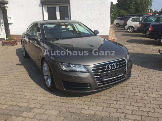verkauft audi a7 sportback 2 8 fsi qua gebraucht 2011 km in cloppenburg. Black Bedroom Furniture Sets. Home Design Ideas