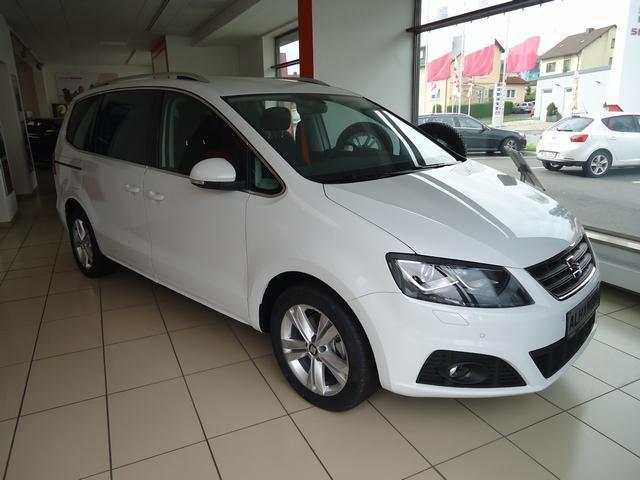 gebraucht 2 0 tdi style navi 7 sitze xenon ahk seat alhambra 2016 km in frankfurt. Black Bedroom Furniture Sets. Home Design Ideas