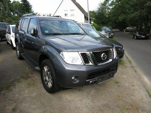 verkauft nissan pathfinder 2 5 dci aut gebraucht 2010 km in kollweiler. Black Bedroom Furniture Sets. Home Design Ideas