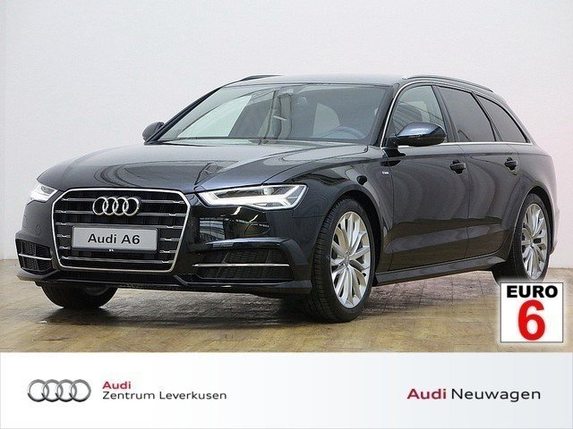 gebraucht Audi A6 Avant 2.0 TDI ultra S line SHZ BOSE NAVI LED - Klima,Sitzheizung,Alu,Servo,
