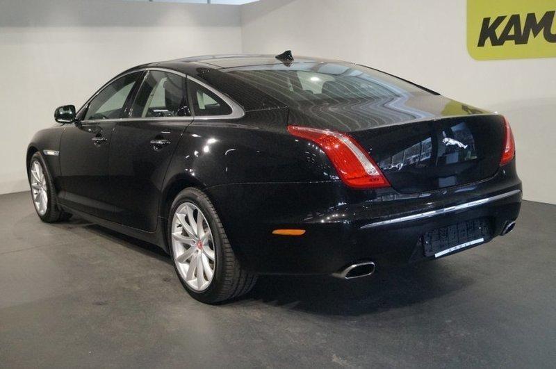 xj gebrauchte jaguar xj kaufen 313 g nstige autos zum verkauf. Black Bedroom Furniture Sets. Home Design Ideas
