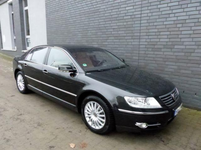 verkauft vw phaeton v8 4motion multime gebraucht 2010 km in wedemark. Black Bedroom Furniture Sets. Home Design Ideas