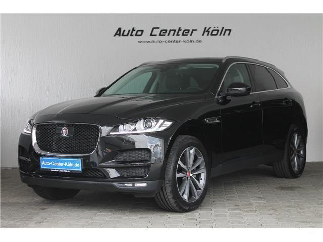 verkauft jaguar f pace 30d awd portfol gebraucht 2016. Black Bedroom Furniture Sets. Home Design Ideas