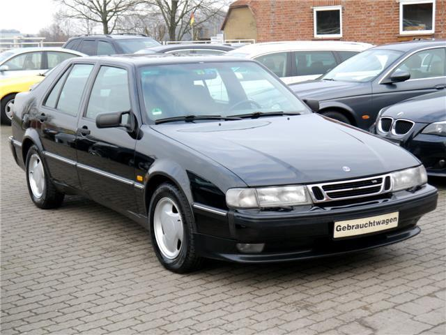 verkauft saab 9000 3 0 v6 cse leder gebraucht 1995 km in. Black Bedroom Furniture Sets. Home Design Ideas