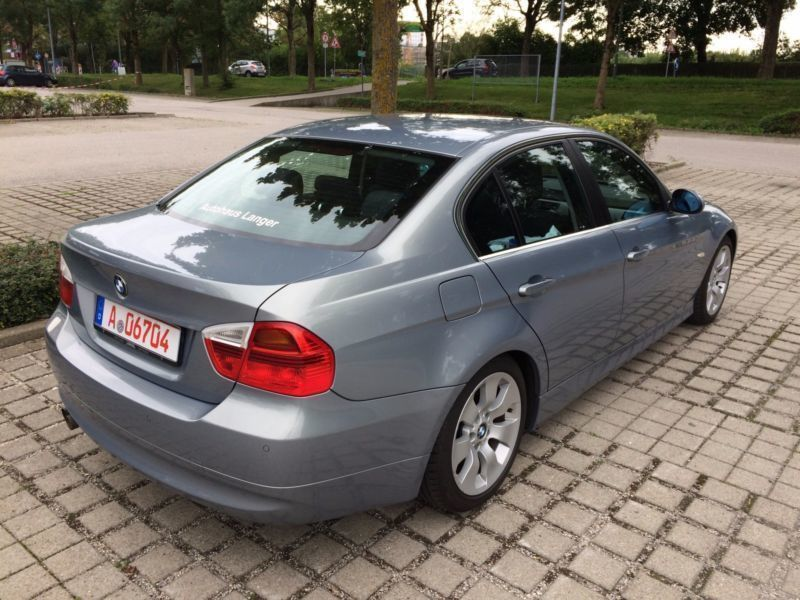 verkauft bmw 325 baureihe 3 lim i gebraucht 2005 km in augsburg. Black Bedroom Furniture Sets. Home Design Ideas