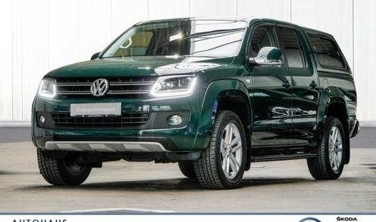Verkauft Vw Amarok 4motion 20 Bitdi A Gebraucht 2015 73350 Km