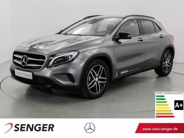 gebraucht Mercedes GLA220 d Off-Roader Urban