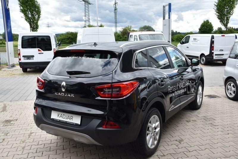 Verkauft Renault Kadjar ENERGY DCi 130., Gebraucht 2016