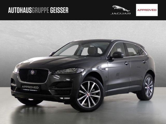 verkauft jaguar f pace 30d awd portfol gebraucht 2017. Black Bedroom Furniture Sets. Home Design Ideas