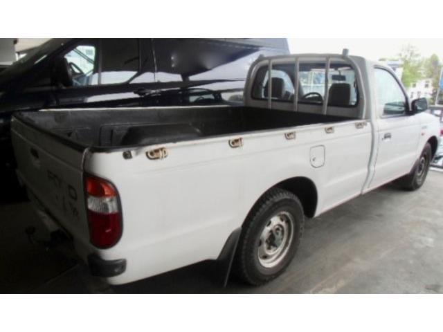 verkauft ford ranger pick up 4x2 t v n gebraucht 2001. Black Bedroom Furniture Sets. Home Design Ideas
