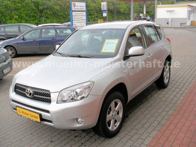 verkauft toyota rav4 2 0 4x4 automatik gebraucht 2008 km in daegeling. Black Bedroom Furniture Sets. Home Design Ideas