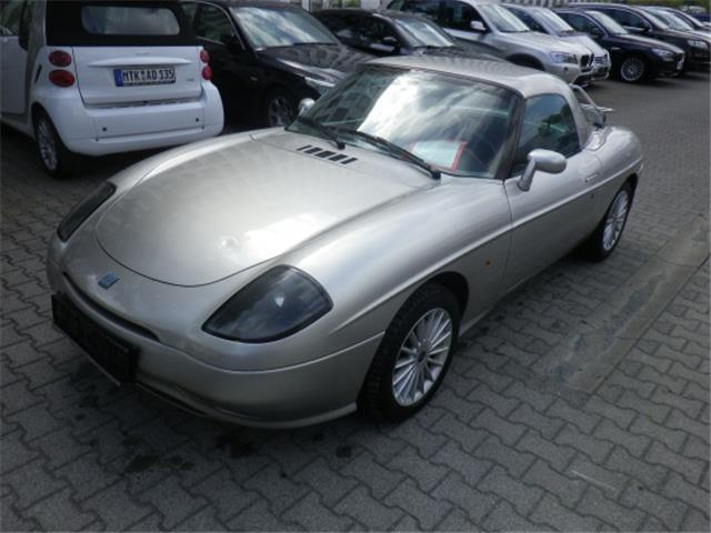 gebraucht riviera mit hardtop fiat barchetta 2000 km in neu isenburg. Black Bedroom Furniture Sets. Home Design Ideas