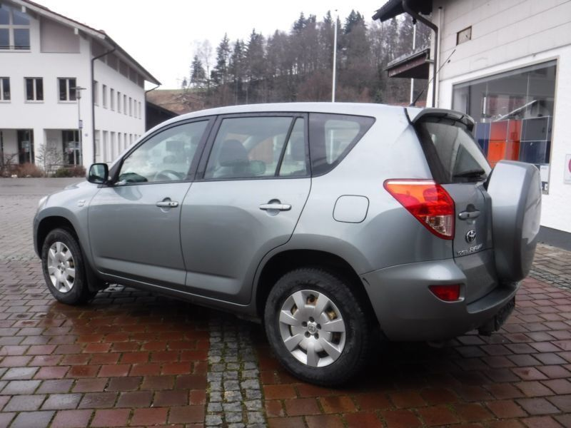 verkauft toyota rav4 gebraucht 2007 km in kolbermoor. Black Bedroom Furniture Sets. Home Design Ideas