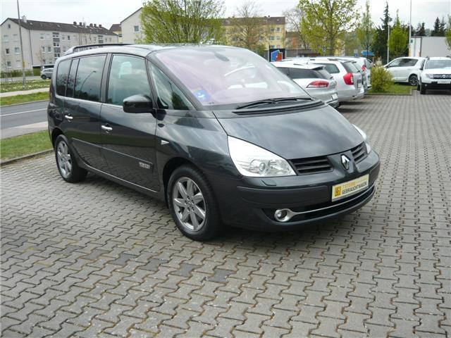 verkauft renault espace 2 0 dci 175 fa gebraucht 2012 km in elsenfeld. Black Bedroom Furniture Sets. Home Design Ideas