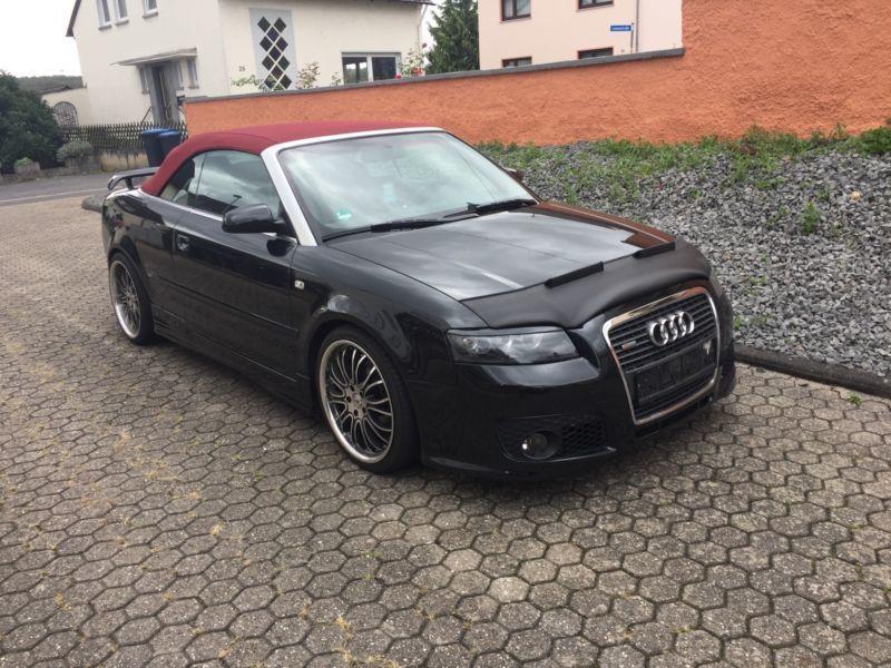 Verkauft Audi A4 Cabriolet 1 8 T Tunin Gebraucht 2004 99 980 Km