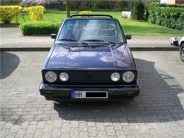 verkauft vw golf cabriolet cabrio gebraucht 1992 km in hamburg jenfeld. Black Bedroom Furniture Sets. Home Design Ideas