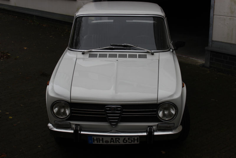 gebraucht ti 1970 alfa romeo giulia 1300 1970 km in tangstedt. Black Bedroom Furniture Sets. Home Design Ideas