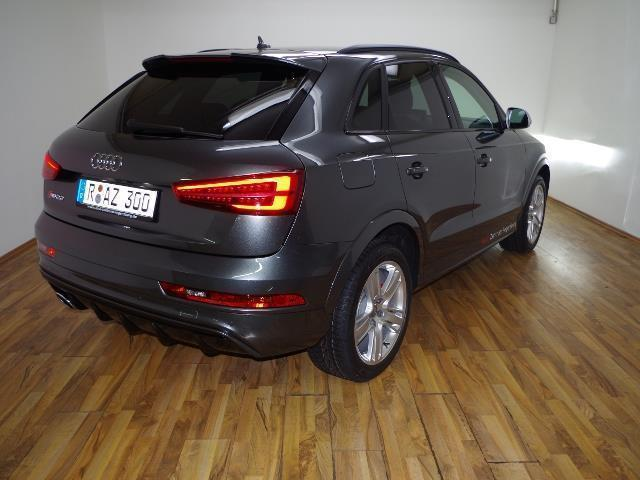 verkauft audi rs q3 2 5 tfsi quattro s gebraucht 2016 km in regensburg. Black Bedroom Furniture Sets. Home Design Ideas