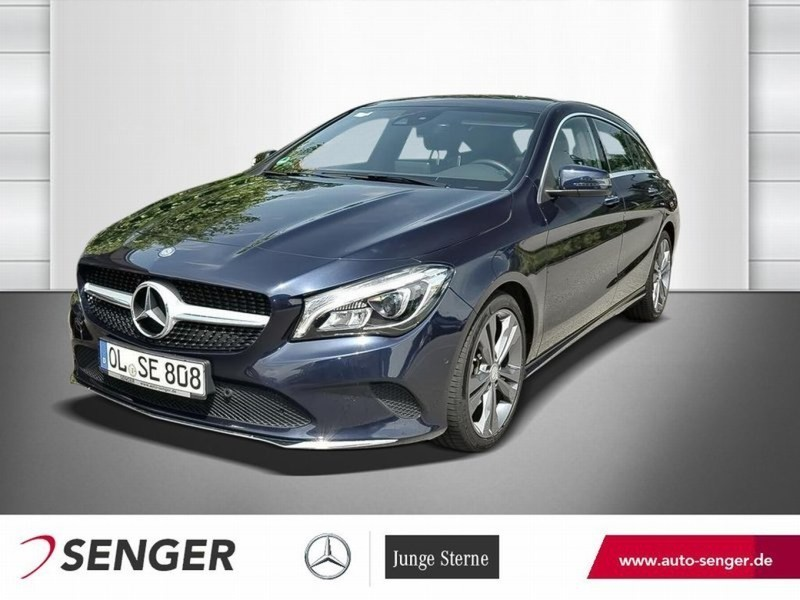 verkauft mercedes cla180 shooting brak gebraucht 2016 km in oldenburg. Black Bedroom Furniture Sets. Home Design Ideas
