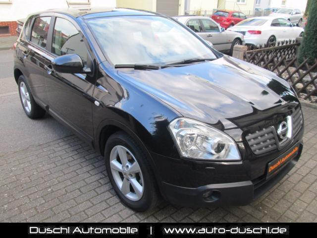 verkauft nissan qashqai 2 0 dci dpf te gebraucht 2007 km in syrgenstein. Black Bedroom Furniture Sets. Home Design Ideas