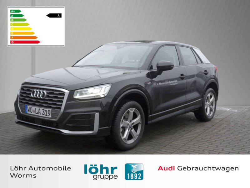 verkauft audi q2 1 6 tdi sport gebraucht 2016 km. Black Bedroom Furniture Sets. Home Design Ideas