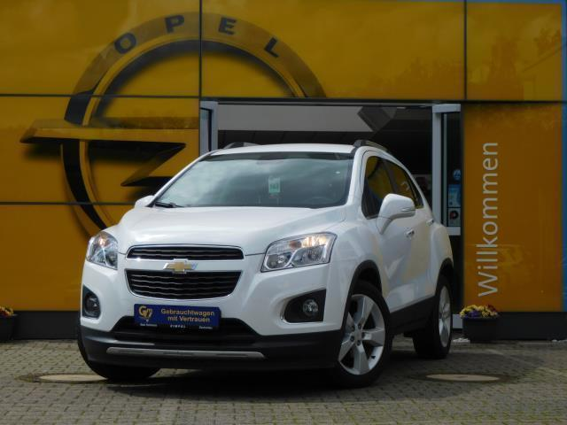 verkauft chevrolet trax 1 7d lt mylink gebraucht 2013 km in zwickau. Black Bedroom Furniture Sets. Home Design Ideas