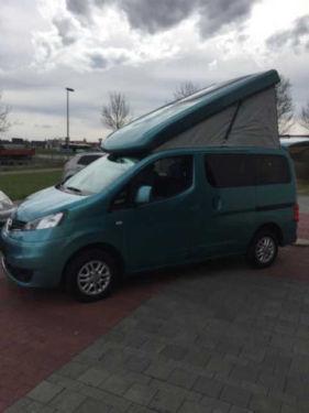 verkauft nissan nv200 1.5 eu5 comfort ., gebraucht 2013, 86.000 km