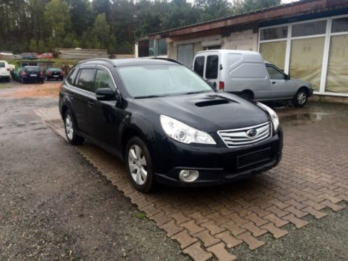 verkauft subaru outback 2 0d exclusive gebraucht 2009. Black Bedroom Furniture Sets. Home Design Ideas