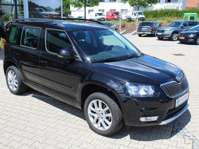verkauft skoda yeti 1 2 tsi dsg xenon gebraucht 2014. Black Bedroom Furniture Sets. Home Design Ideas