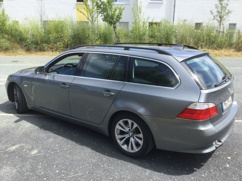 verkauft bmw 530 d touring gebraucht 2009 km in bad homburg. Black Bedroom Furniture Sets. Home Design Ideas