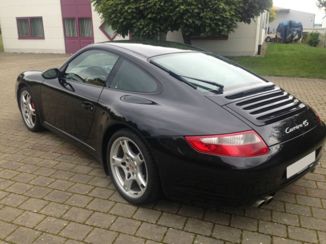 verkauft porsche 911 carrera 4s 997 gebraucht 2006 180. Black Bedroom Furniture Sets. Home Design Ideas
