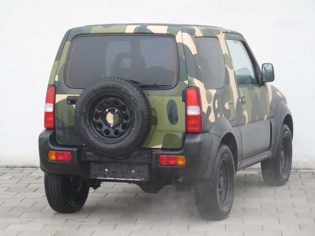 verkauft suzuki jimny gebraucht 2001 km in m hldorf. Black Bedroom Furniture Sets. Home Design Ideas
