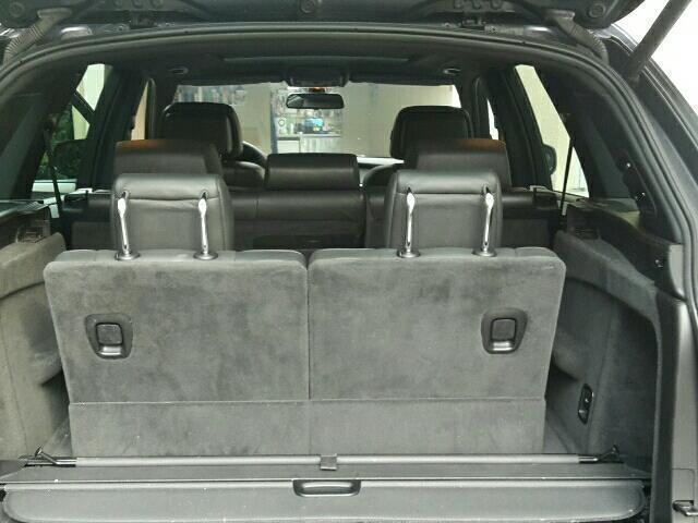 verkauft bmw x5 scheckheft 7 sitzer gebraucht 2008 166. Black Bedroom Furniture Sets. Home Design Ideas