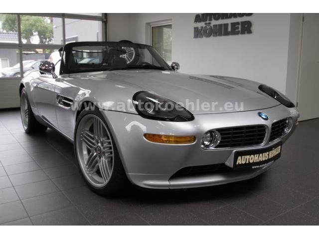 gebraucht roadster 20 zoll alpina mwst bmw z8 2001 km in potsdam. Black Bedroom Furniture Sets. Home Design Ideas