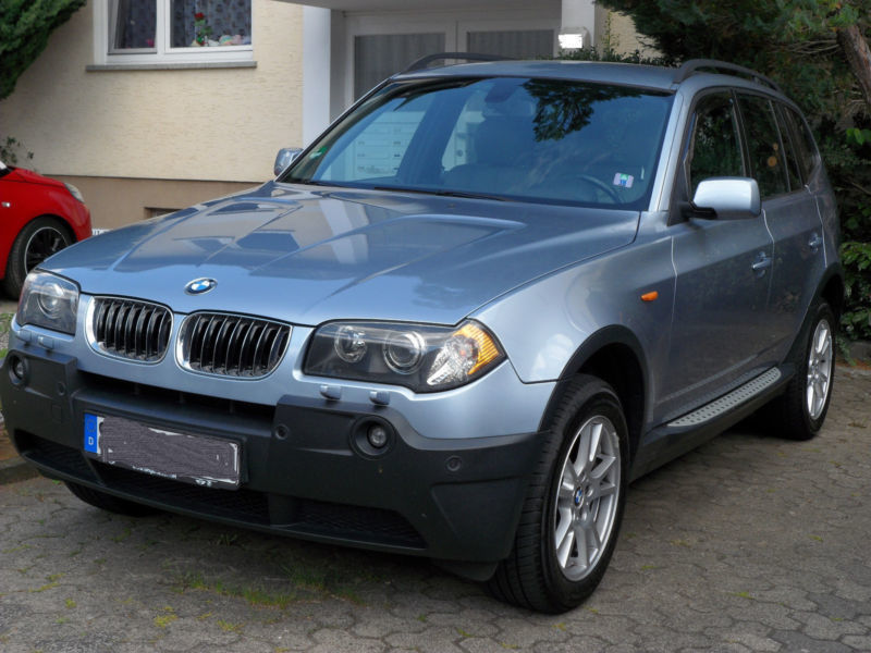 verkauft bmw x3 3 0 d autom 2 hand gebraucht 2004 km in delkenheim. Black Bedroom Furniture Sets. Home Design Ideas
