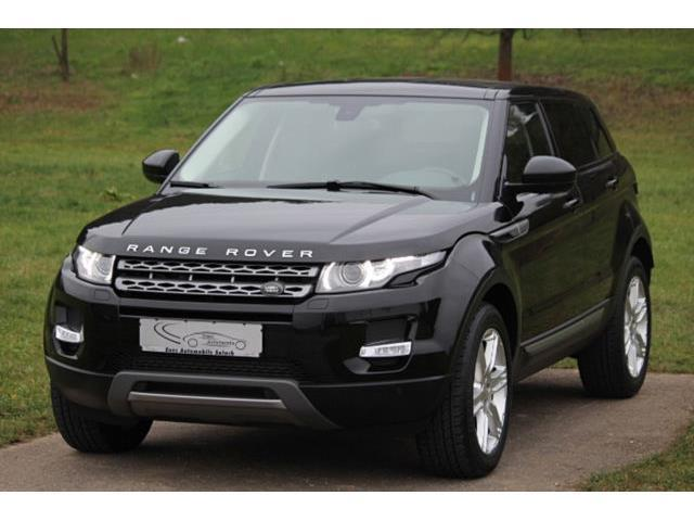 verkauft land rover range rover evoque gebraucht 2014 km in salach. Black Bedroom Furniture Sets. Home Design Ideas