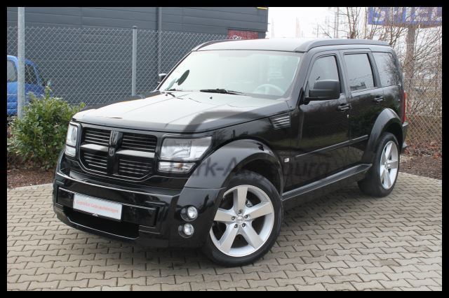 verkauft dodge nitro 3 7 automatik r t gebraucht 2008 km in augsburg. Black Bedroom Furniture Sets. Home Design Ideas