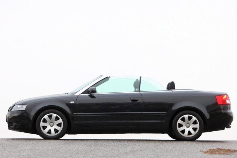 verkauft audi a4 cabriolet v6 quattro gebraucht 2005 171. Black Bedroom Furniture Sets. Home Design Ideas