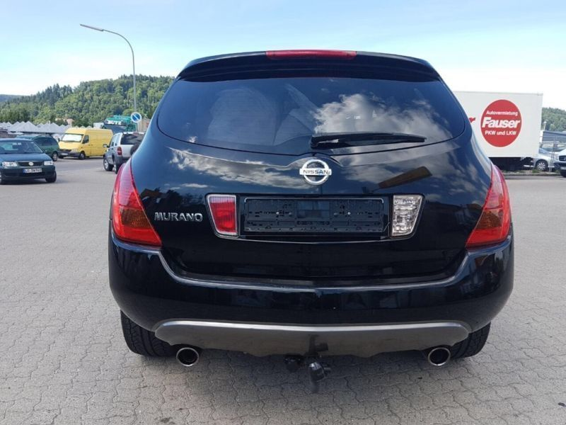 verkauft nissan murano 3 5 gebraucht 2006 km in schopfheim. Black Bedroom Furniture Sets. Home Design Ideas