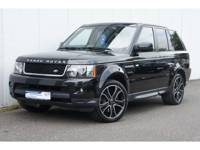 verkauft land rover range rover sport gebraucht 2013 km in flensburg. Black Bedroom Furniture Sets. Home Design Ideas