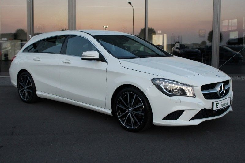 verkauft mercedes cla200 cla klasse sh gebraucht 2015 km in bitburg. Black Bedroom Furniture Sets. Home Design Ideas