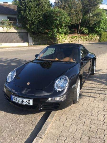 verkauft porsche 997 4s gebraucht 2007 km in karlsruhe. Black Bedroom Furniture Sets. Home Design Ideas