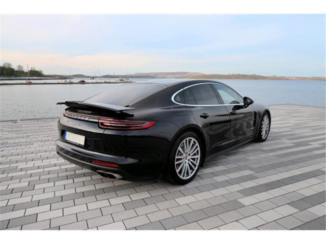 verkauft porsche panamera mj 2017 top gebraucht 2016 12. Black Bedroom Furniture Sets. Home Design Ideas